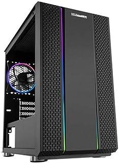Nox S0224778 Caja Minitorre Micro ATX/ITX Hummer Fusion RGB LED Ne Gramos o