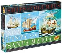 リンドバーグ 1/144 帆船ニーニャ/ピンタ/サンタ・マリア(3隻セット)
