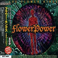 flower power by FLOWER KINGS (2000-02-23)