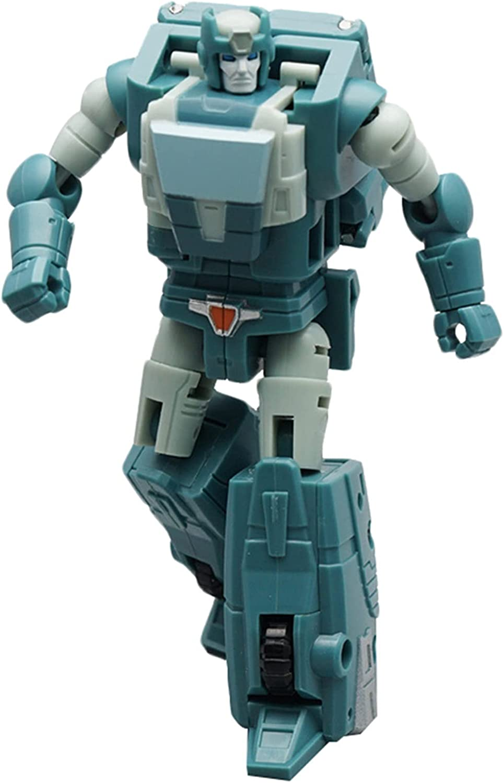 XILALA Trǎnsformérs Robot Toy 10cm Model Indefinitely Deformation New life KO Car Ro