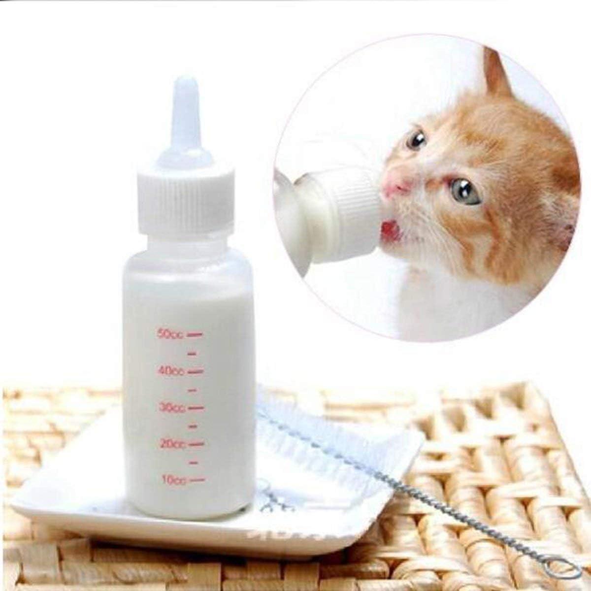 Yosoo 50ml Pet Milk Bottle Transparent Kitty Outlet SALE Care F Nursing Latest item
