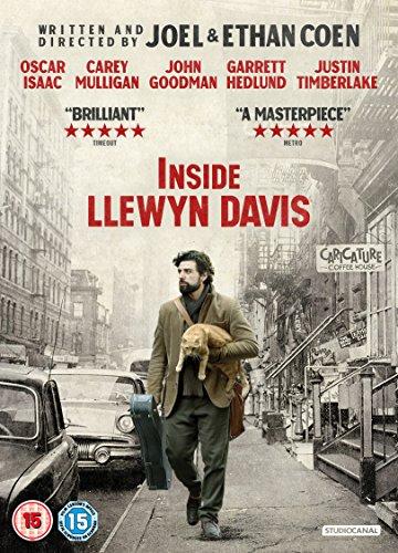 Inside Llewyn Davis [Edizione: Regno Unito] [Italia] [DVD]
