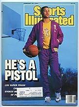 SI: Sports Illustrated February 20, 1989 Chris Jackson, Basketball, Louisiana St