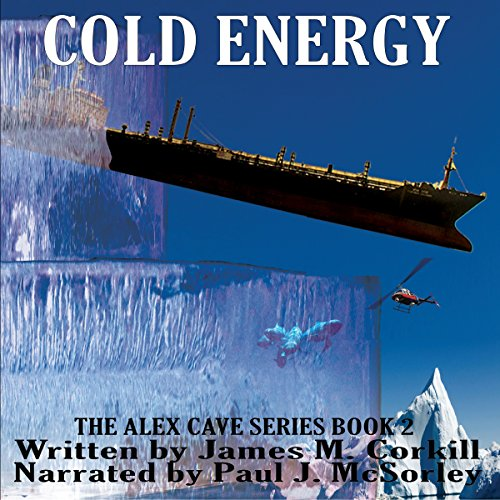 Cold Energy audiobook cover art