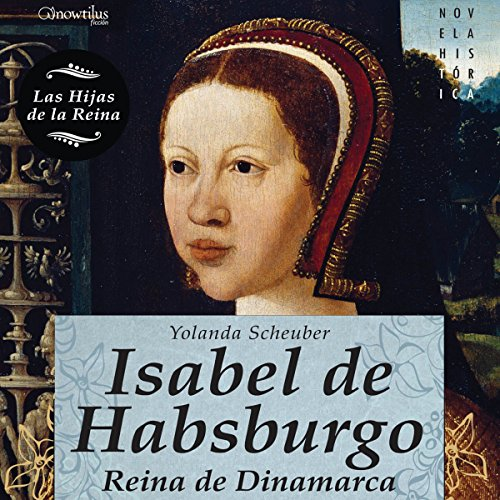 Isabel de Habsburgo audiobook cover art