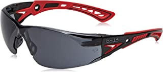 Bollé APRUSH+SMOKE - Gafas de seguridad (cristales ahumados