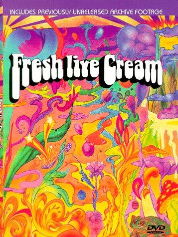 Cream: Fresh Live Cream [Import USA Zone 1]