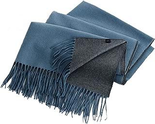 Scarf female winter cashmere thickening wild cloak autumn and winter wool shawl jacket bib ladies cloak 200 * 65CM