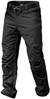 ANTARCTICA Mens Hiking Tactical Pants Lightweight Waterproof Military Army Jogger Casual Cargo Jogger Casual Trousers With...