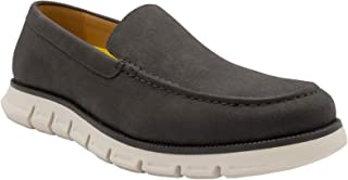 Mens Loafers I Casual Slip on Shoes for Men I Loafer Dress Shoes for Men with Deep Grooves in Outsole That Mimics Natural Motion of Foot I Keane
