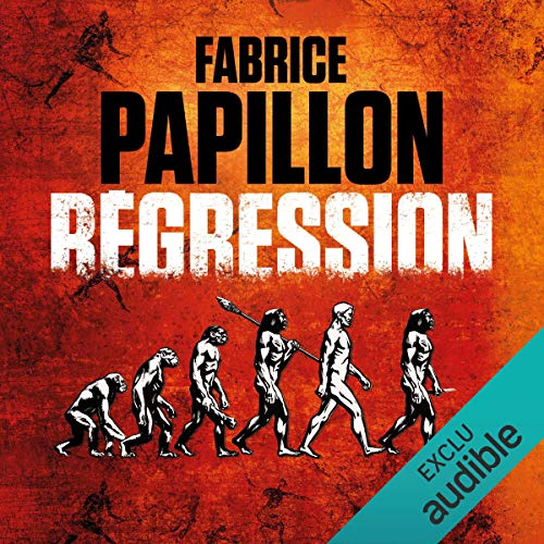 Régression audiobook cover art