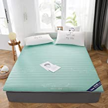 Pressure Relief Memory Floor Mattress Boxed Mattress 6cm Thick Knitted Fabric Mattress Medium Hard Feel Breathable Soft Po...