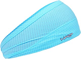 """Halo Headband AIR Series-Bandit - 4"""" Wide Pullover Sweatband for Men and Women- Keeps Hair in Place and Sweat Off Your Face"""