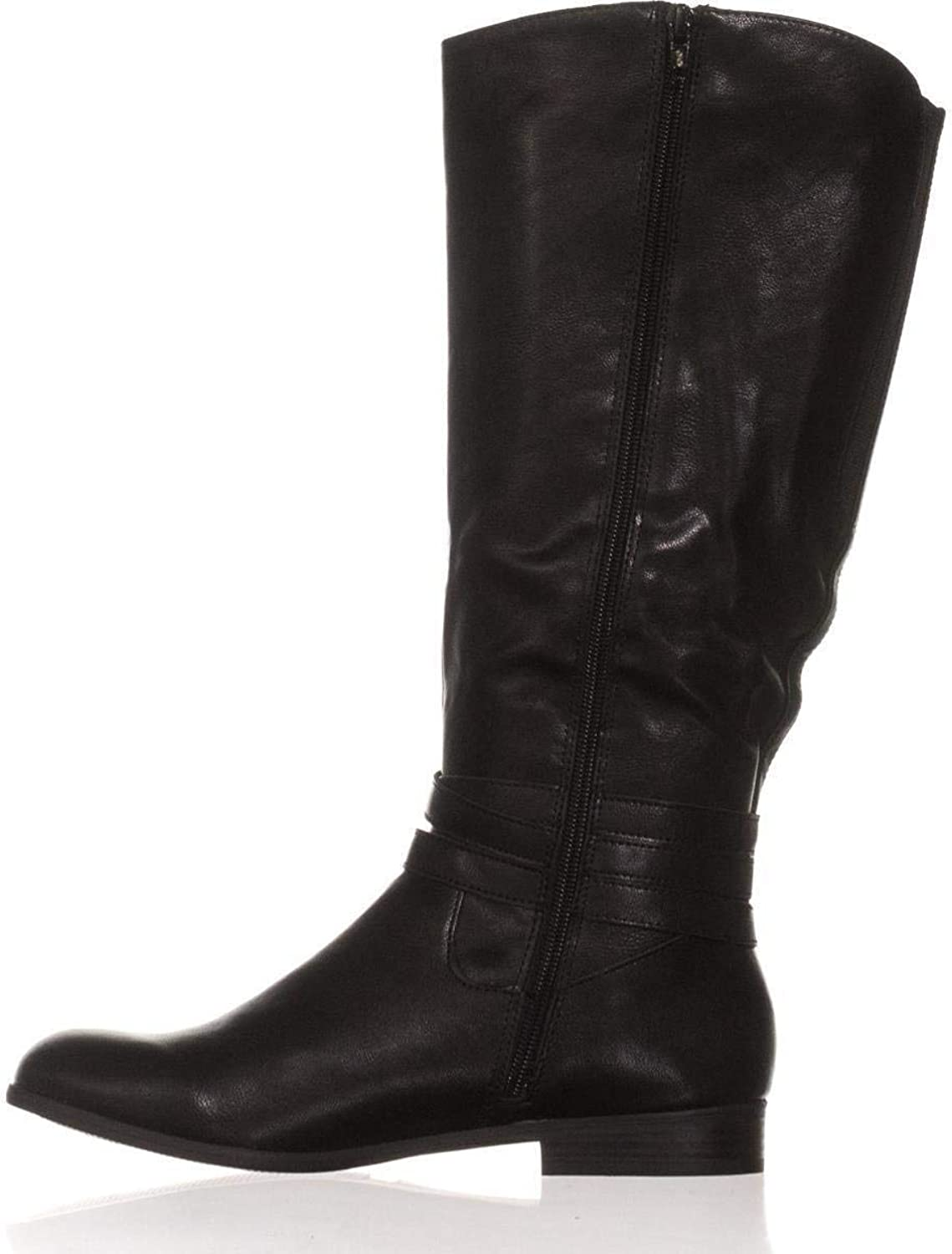 Style & Co. Womens Keppur Closed Toe Knee High Fashion Boots, Black, Size 9.0