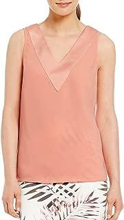 Antonio Melani V-Neck Knit Top, Size-M