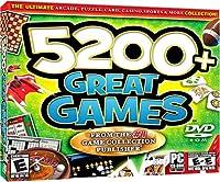 5200+ Great Games (輸入版)