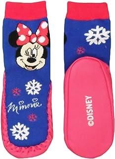 Disney, Minnie Mouse Calcetines Del Invierno