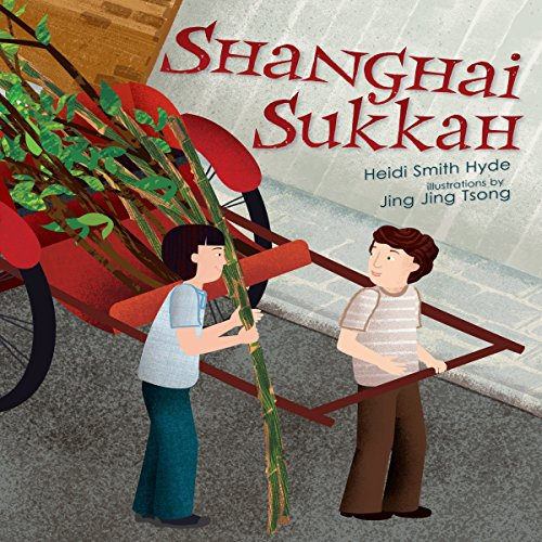 Shanghai Sukkah cover art