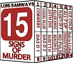 15 Signs of Murder by [Luis Samways]