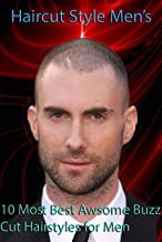 10 Most Best Awsome Buzz Cut Hairstyles for Men-Haircut Style Men's: Haircut Style Men's