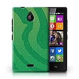 Phone Case for Nokia X2 Dual Sim Reptile Skin Effect Pit