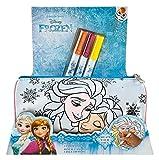 Undercover frqa2410–Post Manbag para Pintar Disney Frozen Incluye...