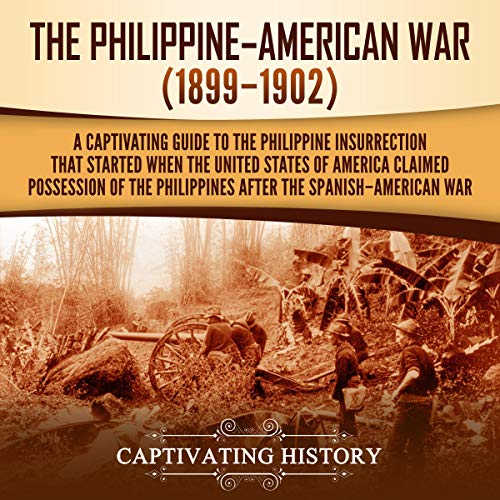 The Philippine-American War audiobook cover art