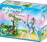 Playmobil 5450 - Fee Aquarella auf der Einhorn-Lichtung