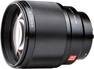 VILTROX New Version 85mm F1.8 II STM Autofocus Large Aperture Full-Frame Portrait Lens Compatible with Sony E-Mount Camera...