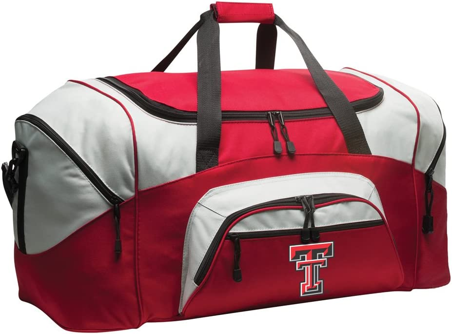 Broad Bay Houston Mall Deluxe Portland Mall Texas Tech Suitcase T Duffel or Large Bag