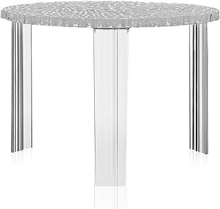 Kartell T-table, cristal