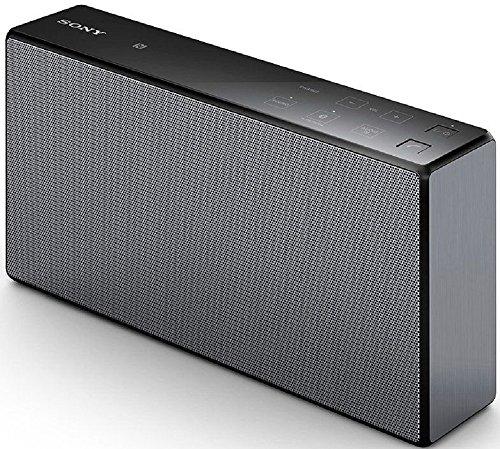 Sony SRSX55/BLK Powerful Portable Bluetooth Speaker (Black)