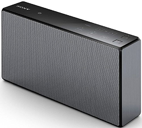 Sony SRSX55/BLK Powerful Portable Bluetooth Speaker (Black)