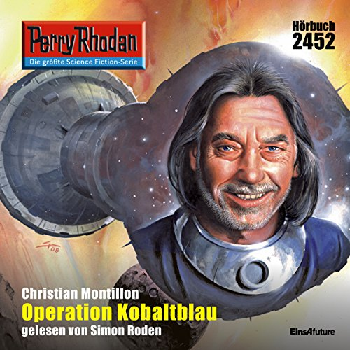 Operation Kobaltblau audiobook cover art