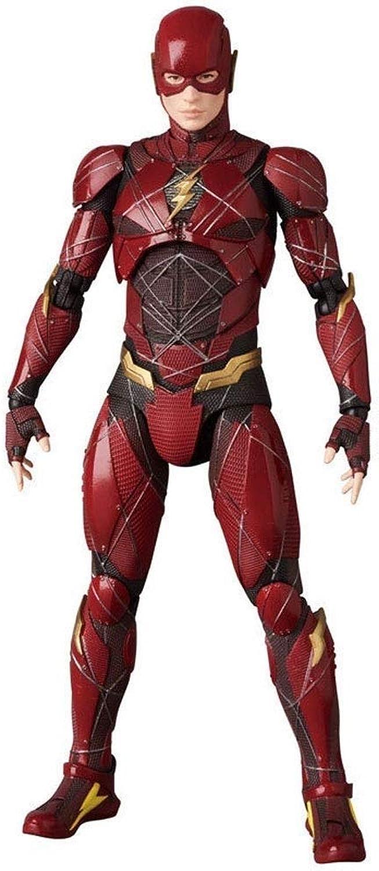 alto descuento DJKFH Vengadores Vengadores Vengadores Justice League MAF058 Flash Man Wei Wei Personajes de Dibujos Animados de Europa y América  Venta al por mayor barato y de alta calidad.