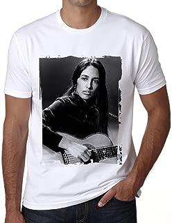 One in the City Joan Baez, Mens Tshirts, Picture Tshirts Men, Gift Tshirts