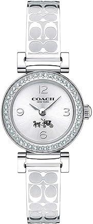 [コーチ] 時計 レディース COACH 14502201 MADISON FASHION マディソンファッション ブレスレット 腕時計 ウォッチ シルバー [並行輸入品]