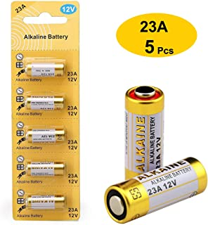 Best 23a rechargeable battery Reviews