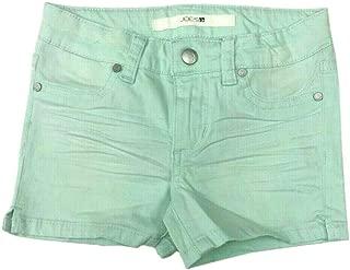 Joe/'s Jeans Kids Roll Cuff Long Shorts Stay Spotless Water Resistant White Denim