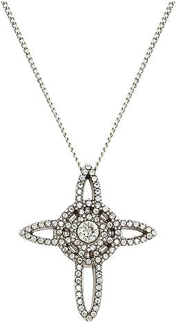Illumina Petite Cross Necklace Gift Box