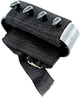 Avias Knife Supply Steel Ninja Hand Claws (2 Pieces)