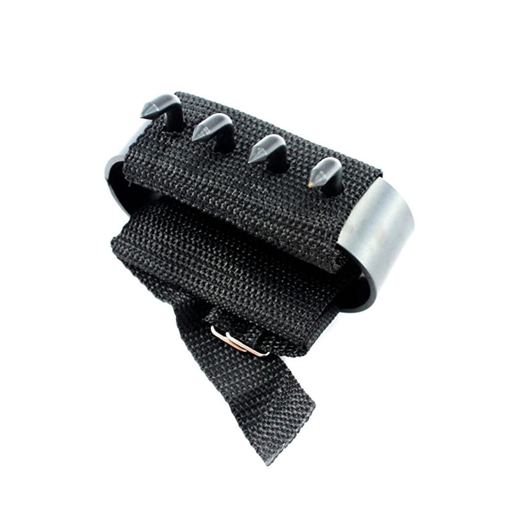 ASR Outdoor (2-Pack) Ninja Hand Claws Climbing Defence Spikes Fully Adjustable zxsojgtbj46