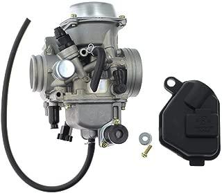 MothAr Carburetor /& Throttle Cable for Honda Big RED 250 ATC250ES ATC250SX