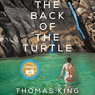 Page de couverture de The Back of the Turtle