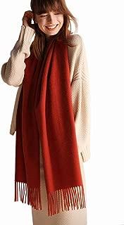 Women's Fashion Cashmere Wrap Long Scarves, Winter Warm Large Scarf