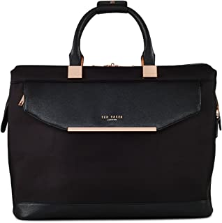 Ted Baker Women's Albany Softside Collection (Black, Holdall Bag)