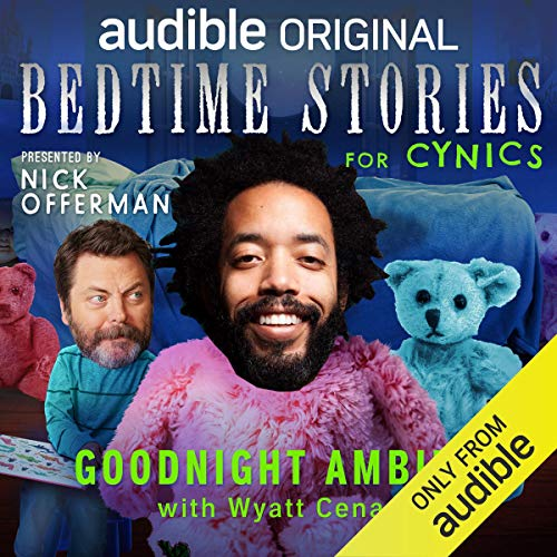 Ep. 1: Goodnight Ambien With Wyatt Cenac (Bedtime Stories for Cynics) copertina