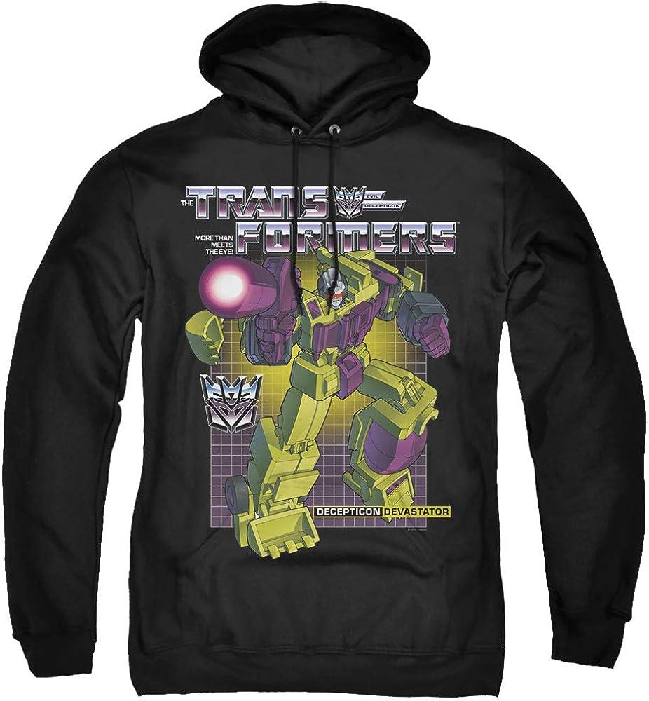 Transformers Hoodie Devastator Black メーカー直売 最安値 Hoody