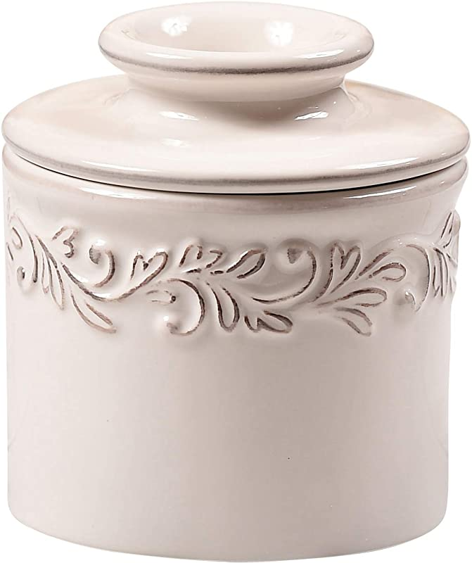Butter Bell The Original Butter Bell Crock By L Tremain French Ceramic Butter Dish Antique Collection White Linen