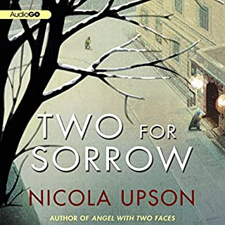 Two for Sorrow                   By:                                                                                                                                 Nicola Upson                               Narrated by:                                                                                                                                 Davina Porter                      Length: 14 hrs and 56 mins     159 ratings     Overall 4.0
